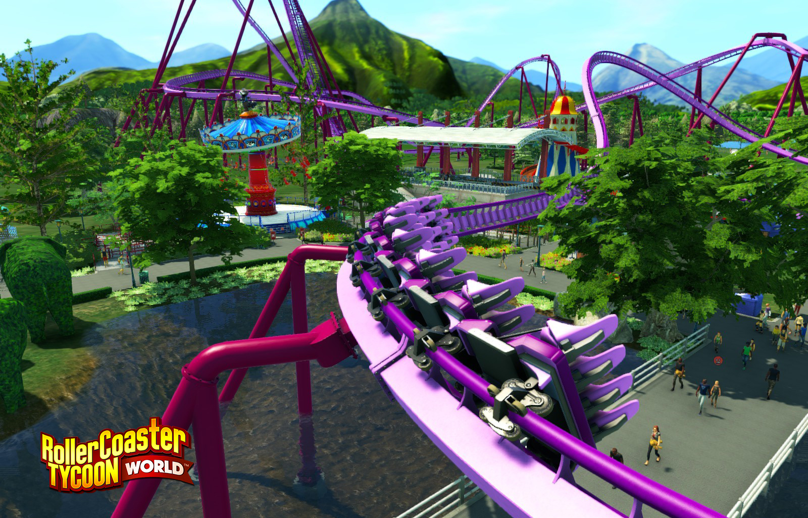 9 Best theme park building games as of 2019 - Slant