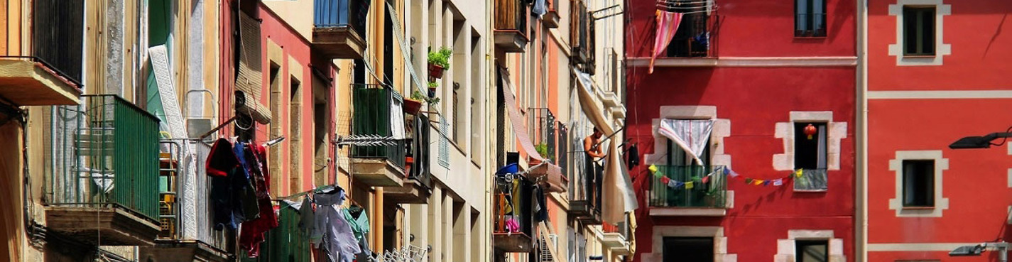 Настоящий фламенко в самом злачном районе Барселоны