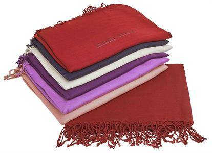 Collection of Shawls