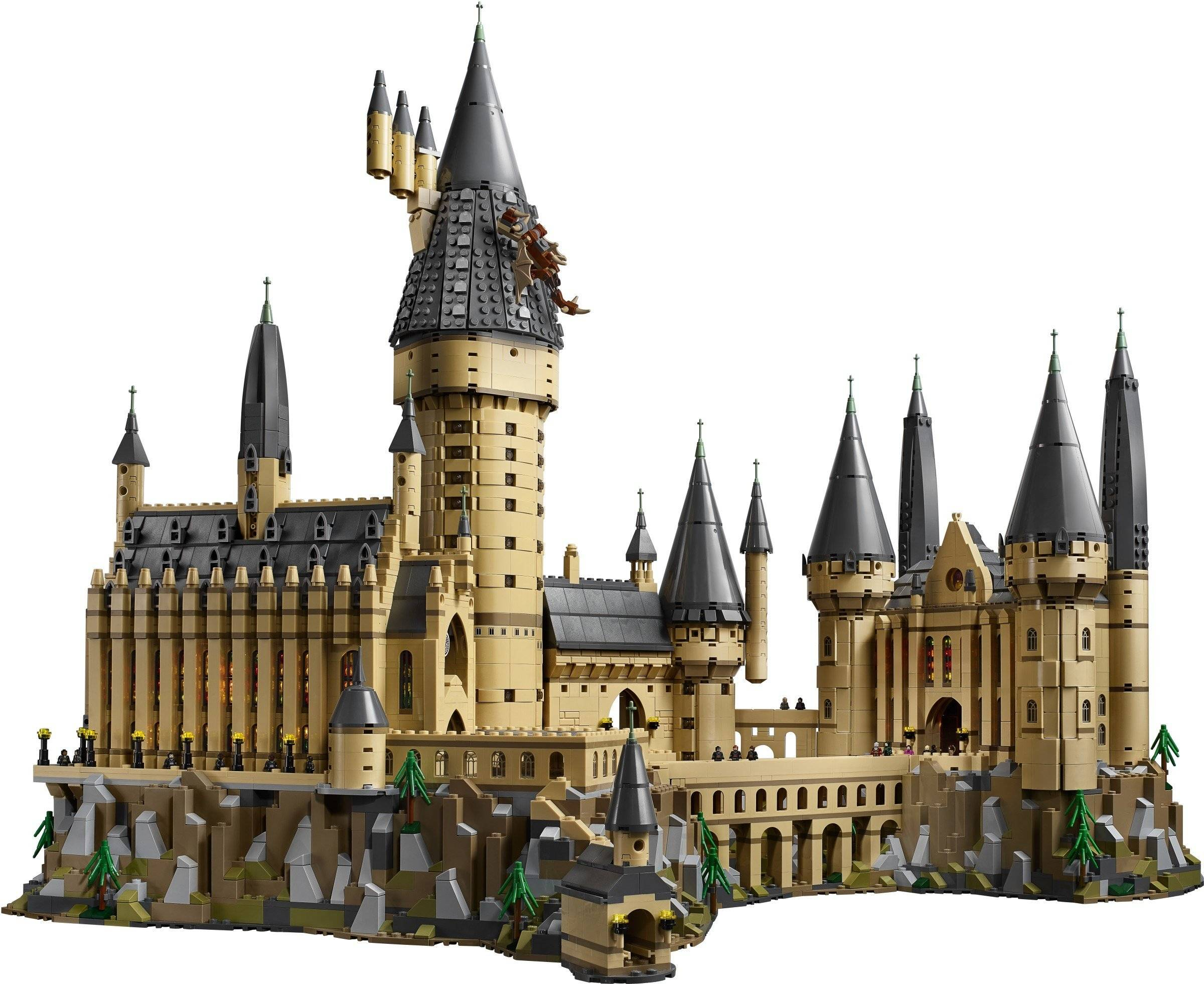 LEGO Hogwarts Castle 71043 set: The Detailed Review