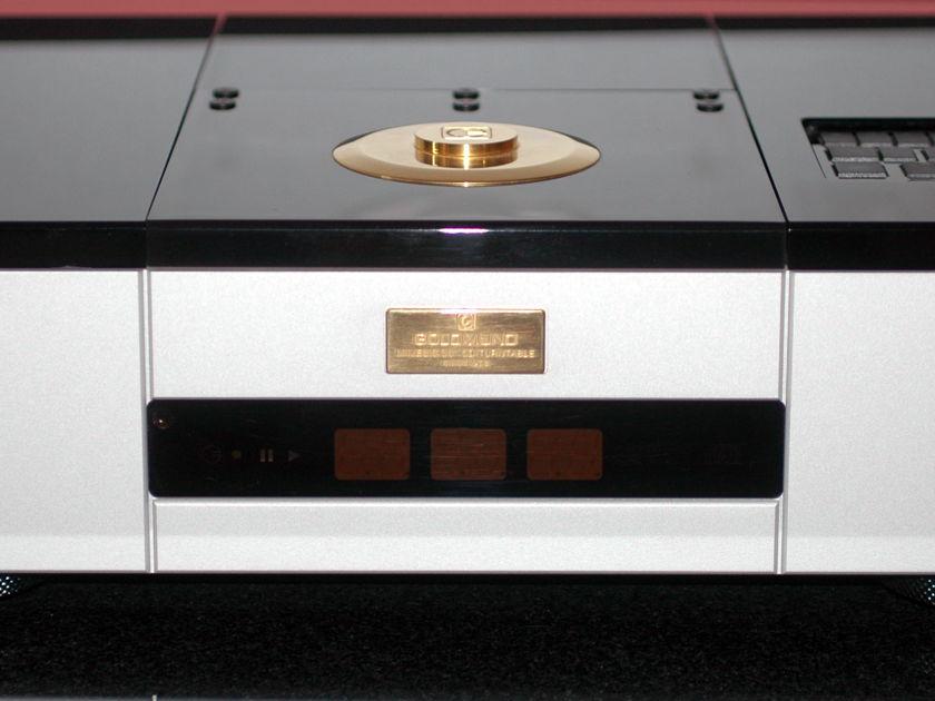 Goldmund Mimesis 36+ CD Turntable