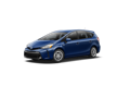 2017 Toyota Prius V Three Model C