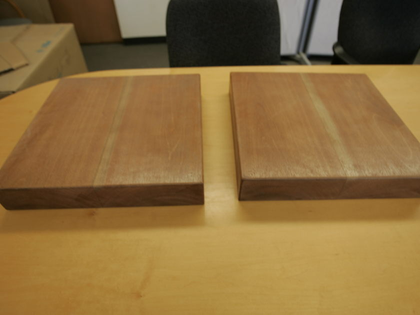 Solid Wood Block For Sound Improvement