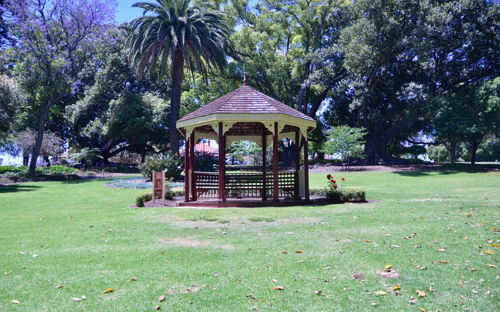 Hyde Park  (HP 1 - Wedding Gazebo) - 0