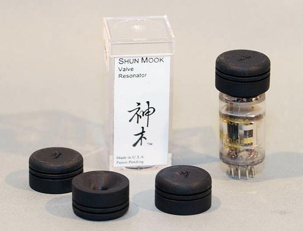 Shun Mook Signal Tube Resonators