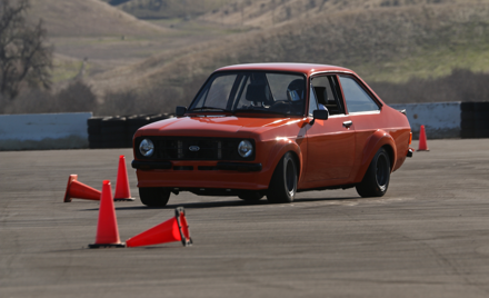 Exclusive Track Day AutoX at Sonoma Feb 3rd $90*
