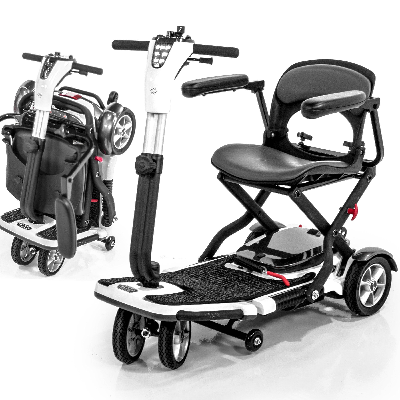 Pride Go-Go Folding Mobility Scooter