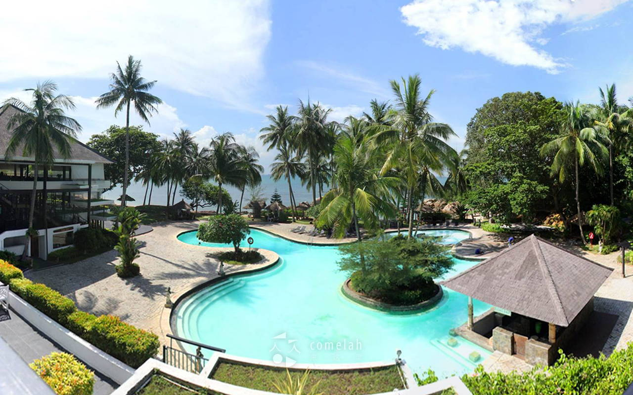 Confirm Upon Arrival At Resort