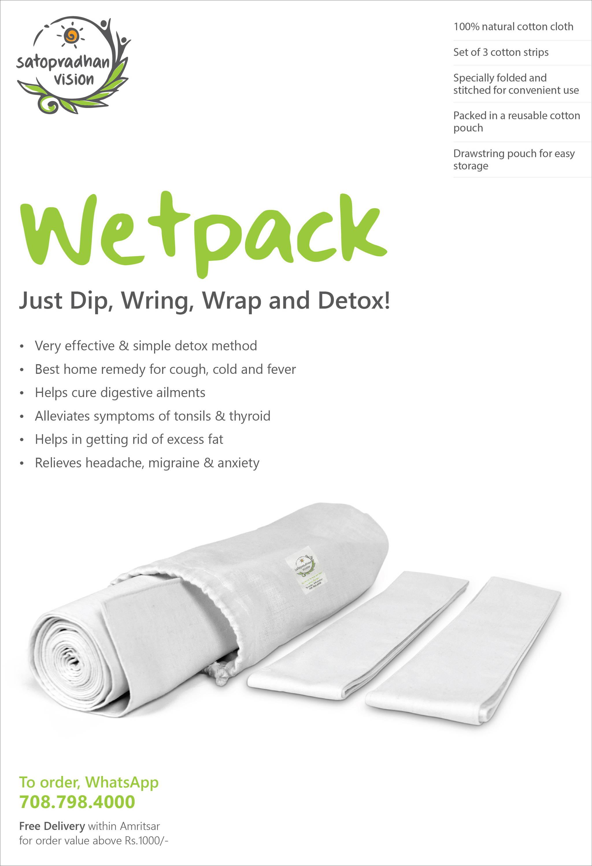 Cottom Wet Pack Fact Sheet