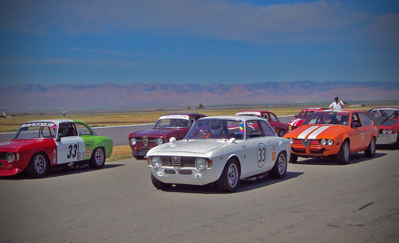 Buttonwillow AROSC TT & Races