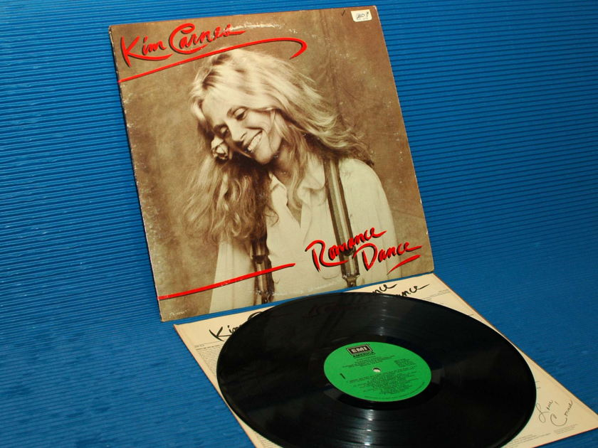 "KIM CARNES - - ""Romance Dance"" -  EMI 1980"