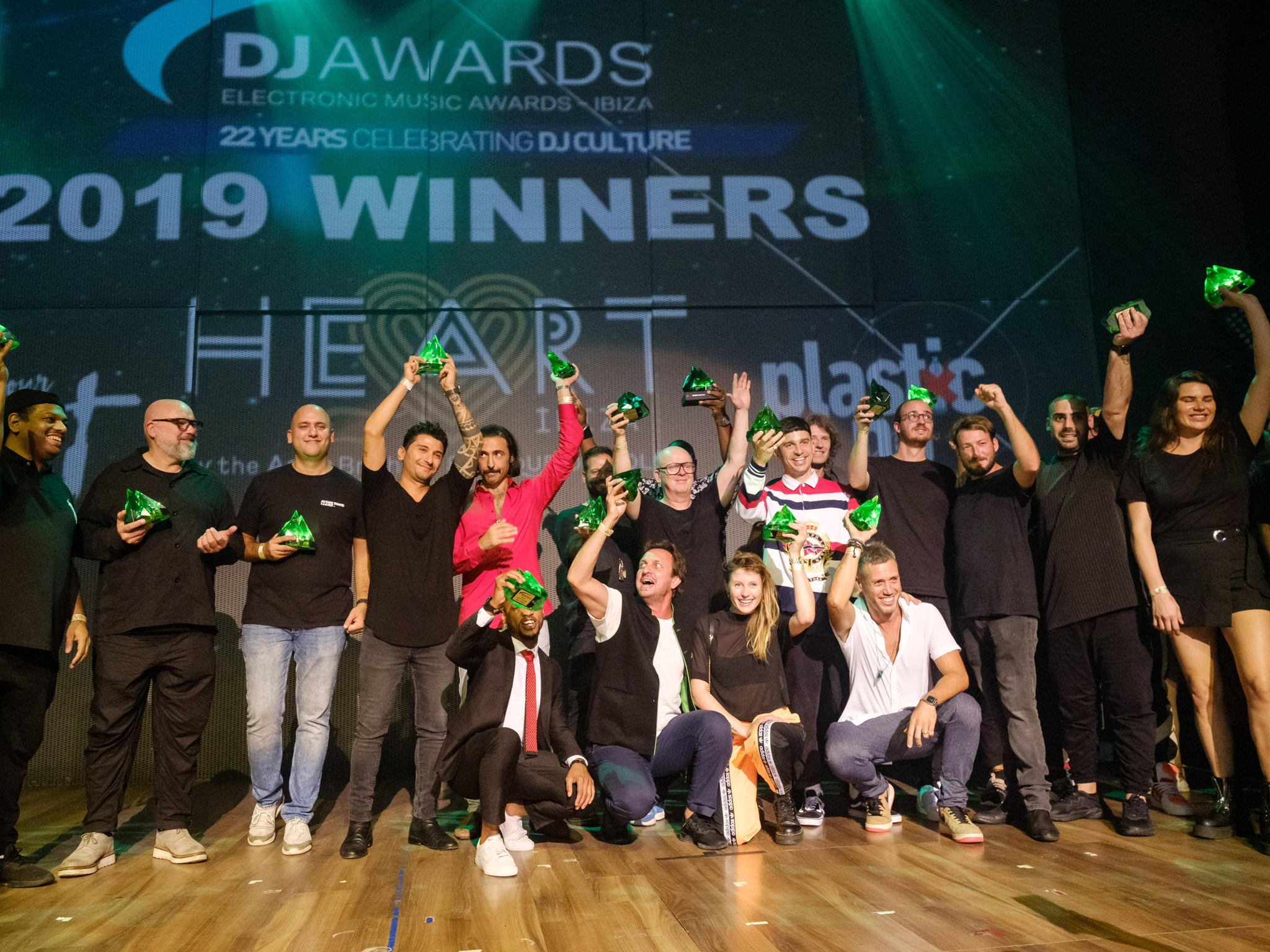 Ibiza dj awards 2019 winners