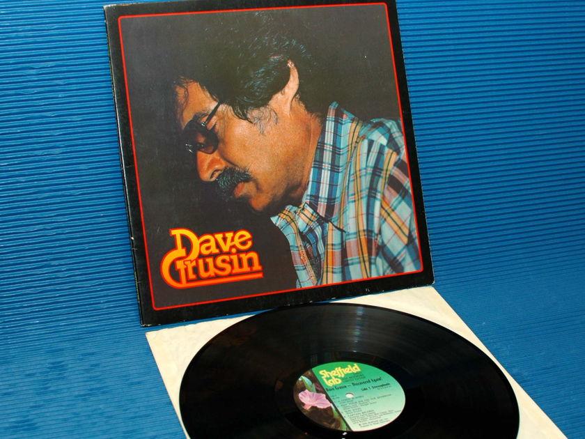 "DAVE GRUSIN - - ""Discovered Again"" - Sheffield Lab 1977 D-D TAS list"