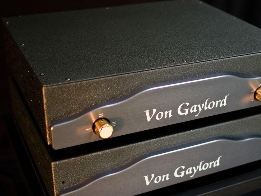 Von Gaylord Audio Uni Preamp - Free Trial