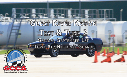 Great River Region Autocross Test & Tune #2