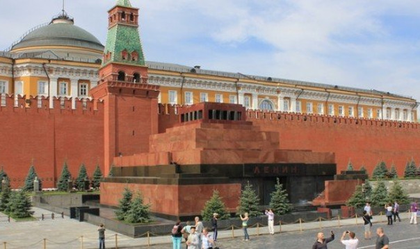 Тайны Ленинского склепа (ср, сб в 09:45)