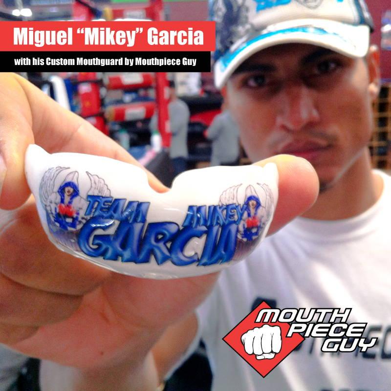 Pro Boxer Miguel