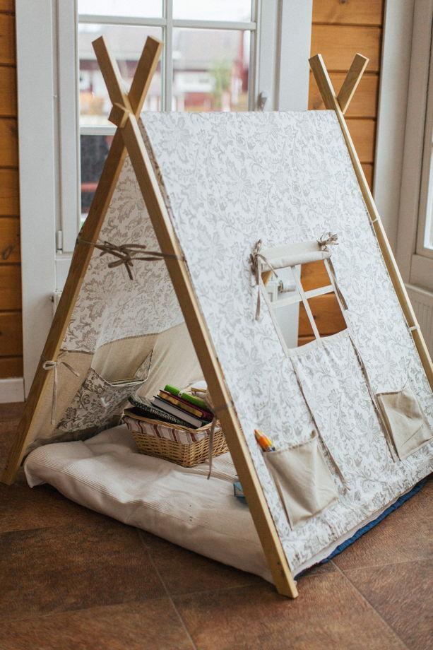 Палатка детская для игр и отдыха
