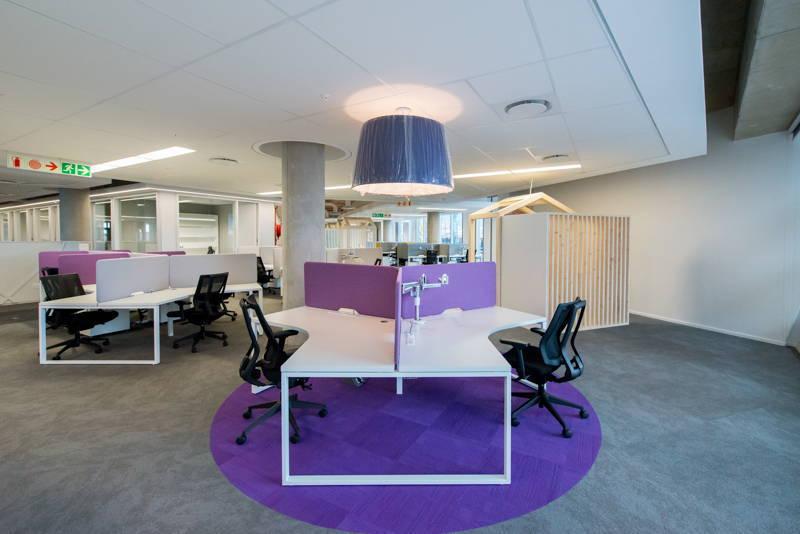 Happy Work Environment 4