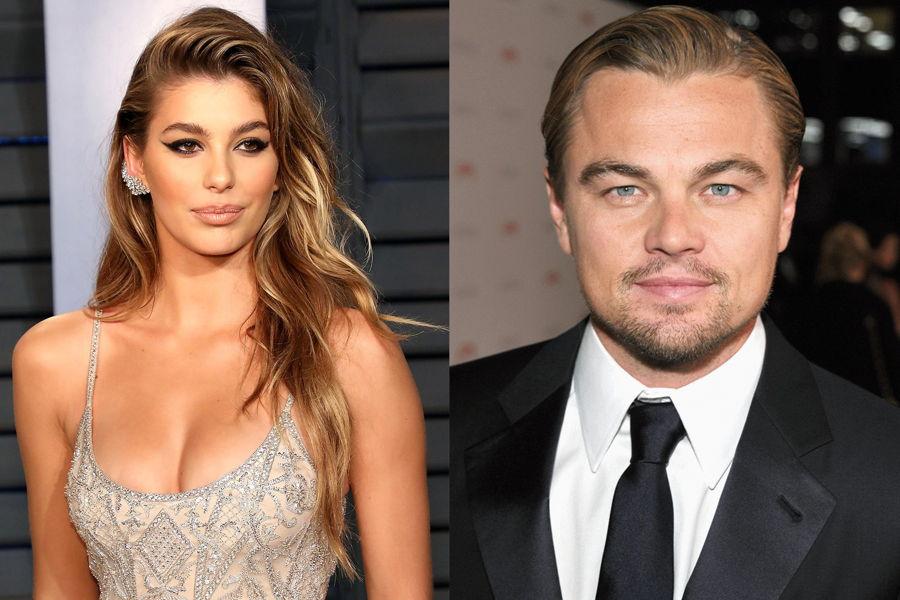 Leonardo DiCaprio y Camila Morrone: sin ataduras