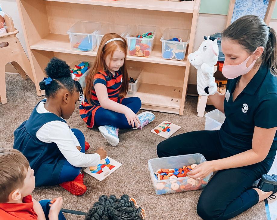 Ms. Green , Spring Klein Kindergarten