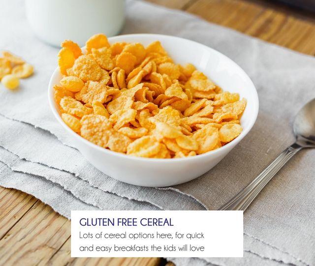 Gluten Free Cereal - Happy Tummies