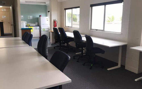 HOT DESK #3 in creative & performing arts facility in Onehunga - 0