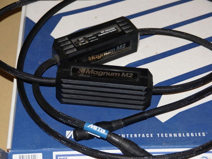 MIT Cables Magnum M2 Balanced Interconnect 1 M. pair
