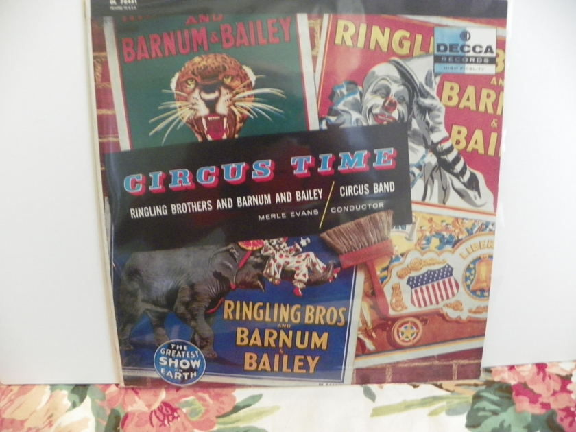 RINGLING BROS & BARNUM & BAILEY CIRCUS BAND - CIRCUS TIME