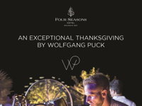 AN EXCEPTIONAL THANKSGIVING BY WOLFGANG PUCK image