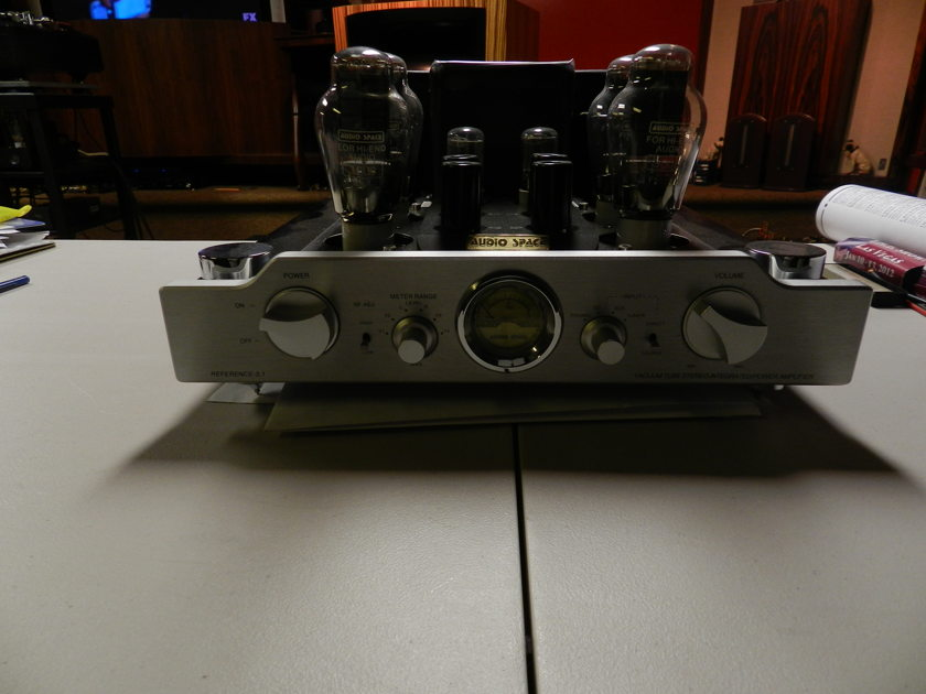 AUDIO SPACE REFERENCE 3.1 300B  INTEGRATED AMPLIFIER