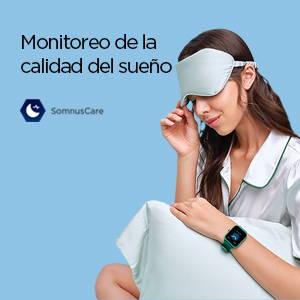 Amazfit Bip U Pro - Monitoreo de la calidad del sueño