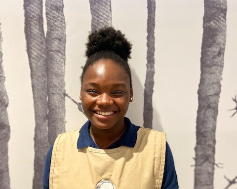 Ms. Serena Enemodia , Floater Teacher