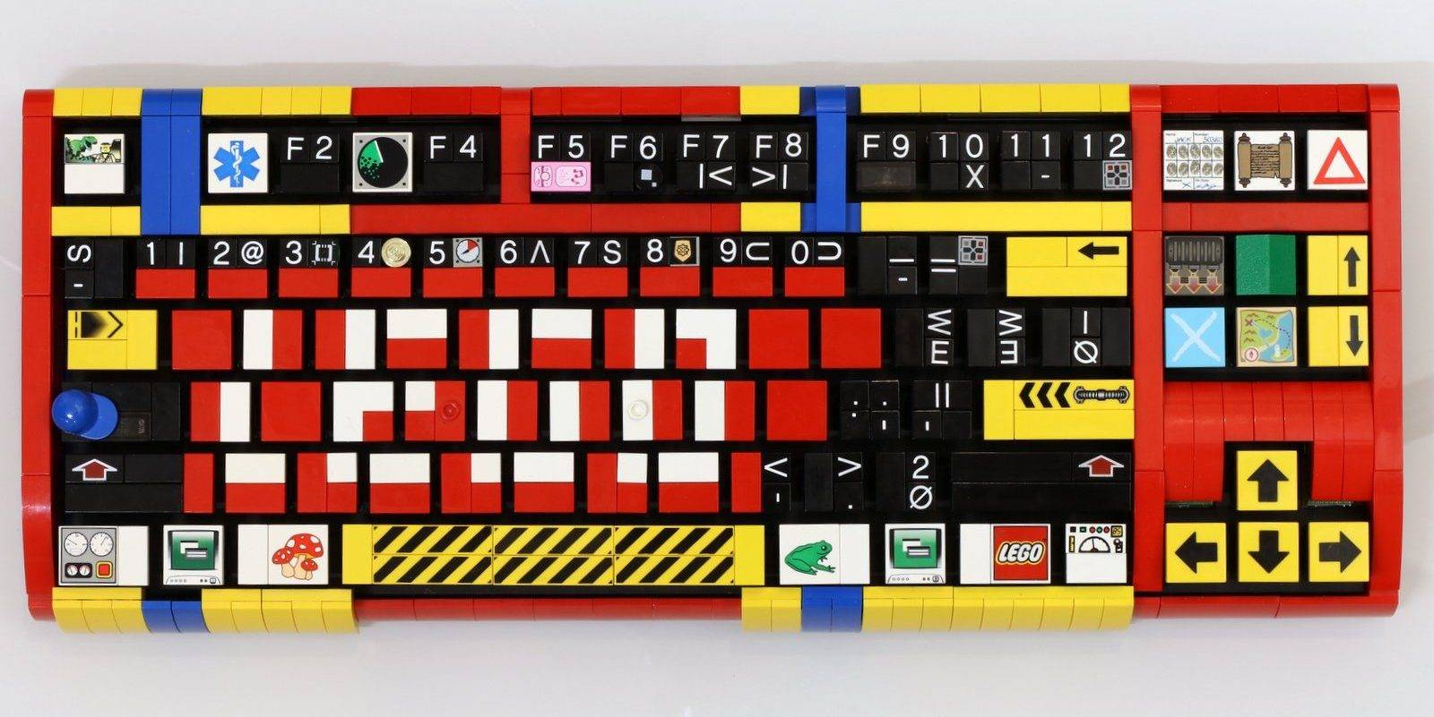 lego keyboard caps lock key