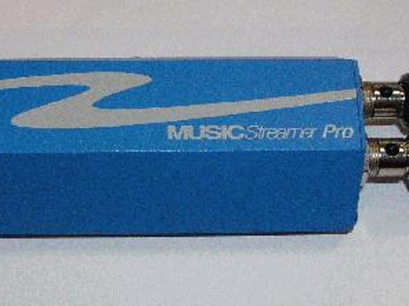 HIGH RESOLUTION TECHNOLOGIES MUSIC STREAMER PRO USB DAC/FREE SHIPPING