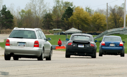 MFD Driving Experience