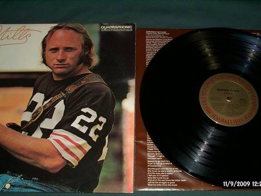 Stephen stills - SQ Quad Stills lp nm