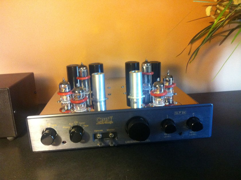 Cary SLP-94L Tube Preamplifier with Phono Stage