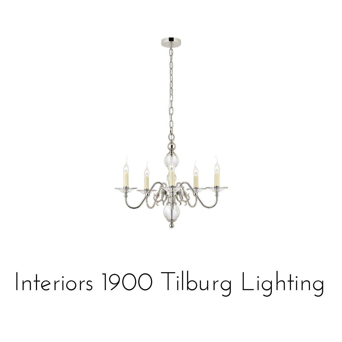 interiors 1900 tilburg lighting