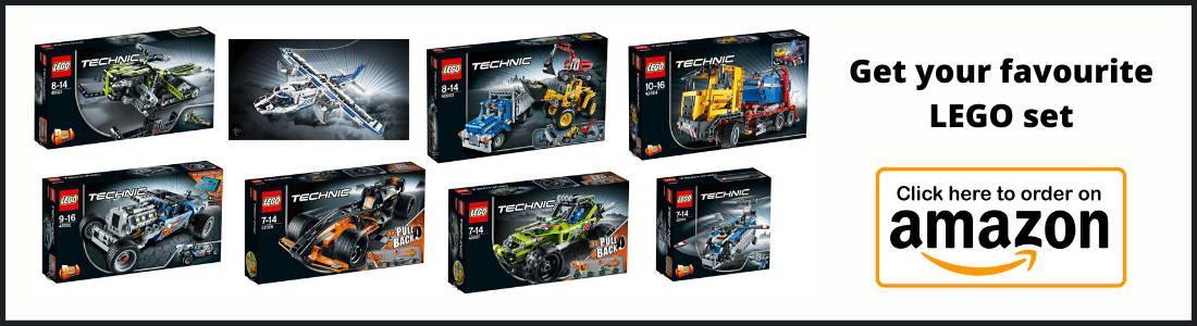 lego sets amazon