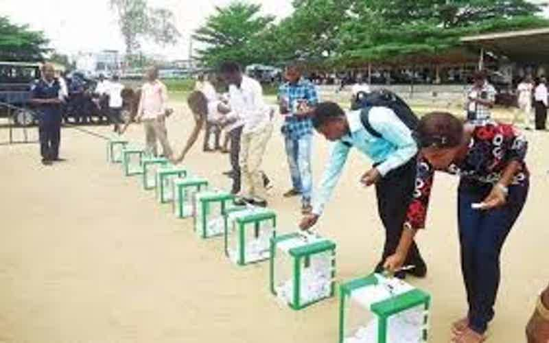 Fever Pitch For Nigerian Electorate