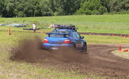 IA Region April 2018 Rallycross at CFMP