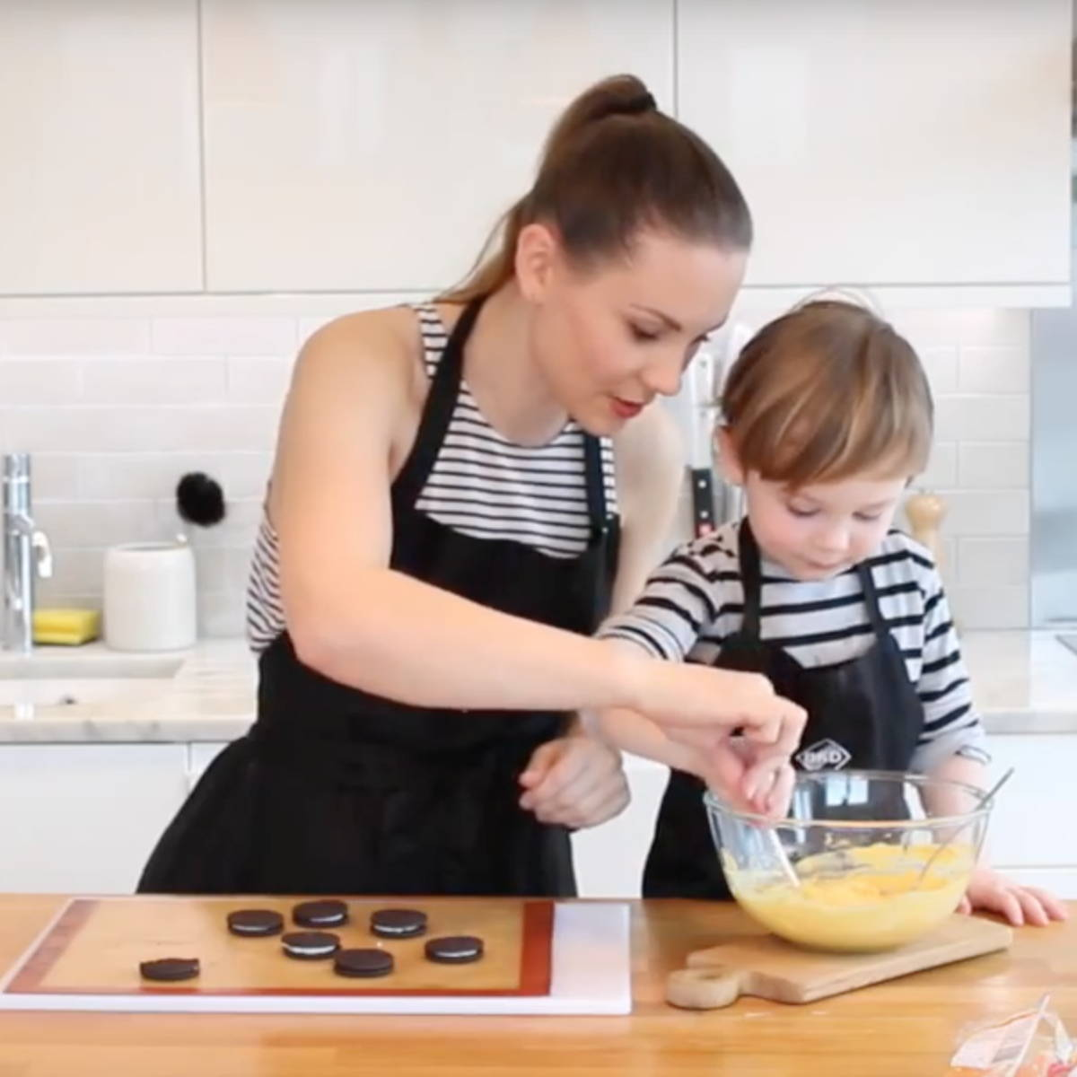 bkd baking video
