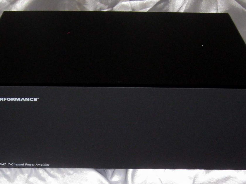 JBL AVA-7 7 channel power amplifier dc trigger on comparable to lexicon gx-7