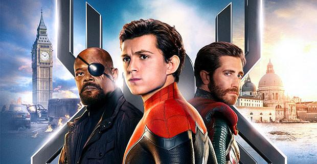 «Европа Плюс» представляет фильм «Человек-паук: Вдали от дома» - Новости радио OnAir.ru