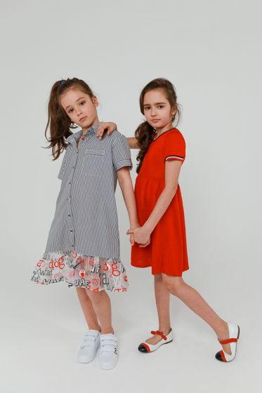 """Круизное платье """"Red"""""""
