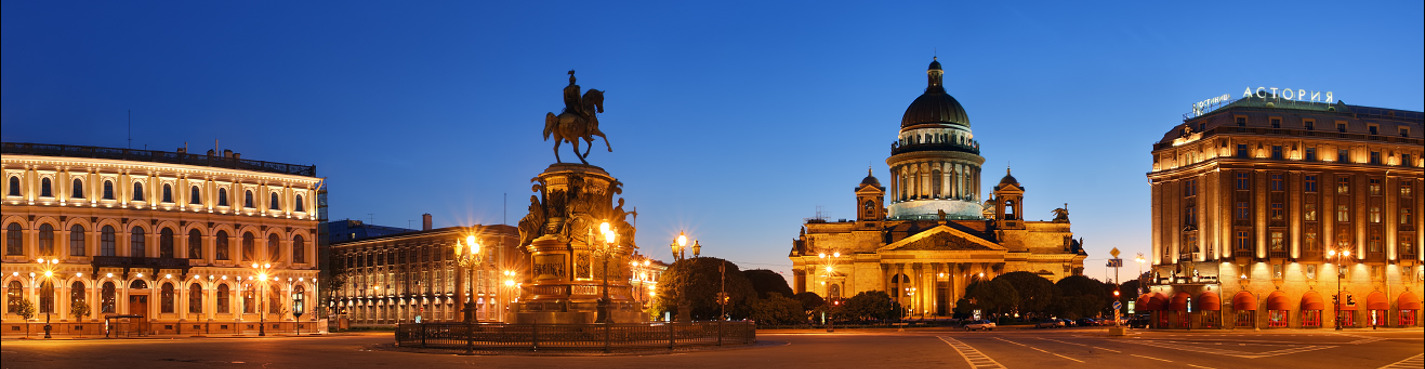 Тур на кабриолете по всему Петербургу