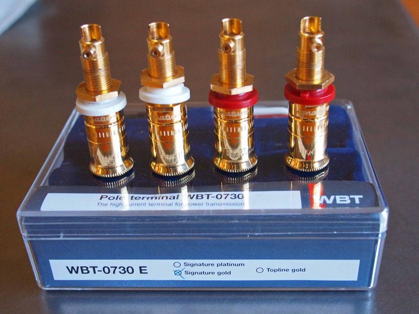 WBT  0730 Speaker Binding Posts