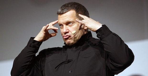 Соловьев в эфире Вести FM раскричался из-за свадьбы Собчак и Богомолова - Новости радио OnAir.ru