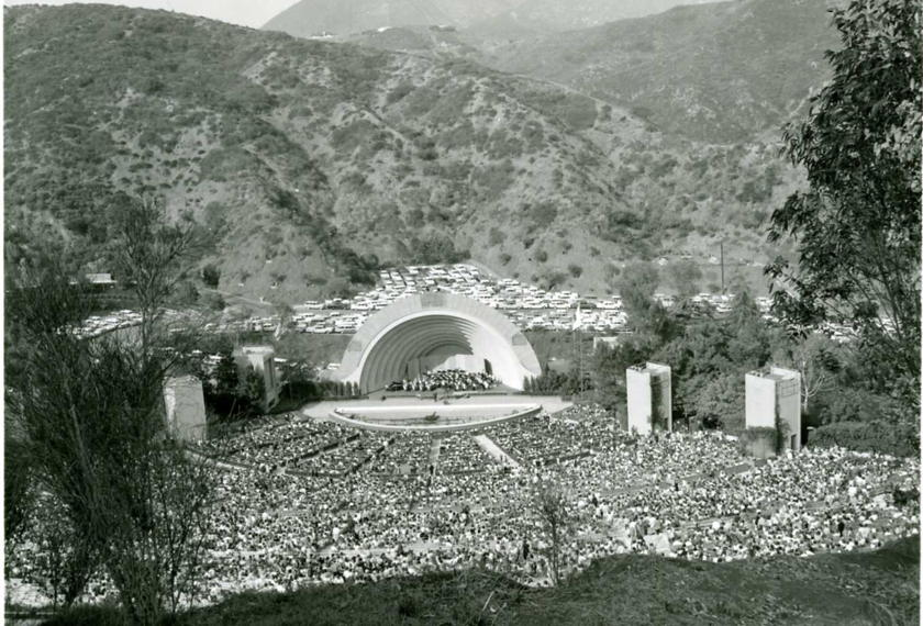 The Hollywood Bowl >> Museum Hollywood Bowl